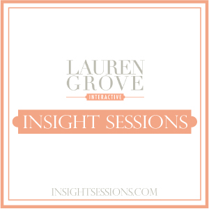 Insight Sessions