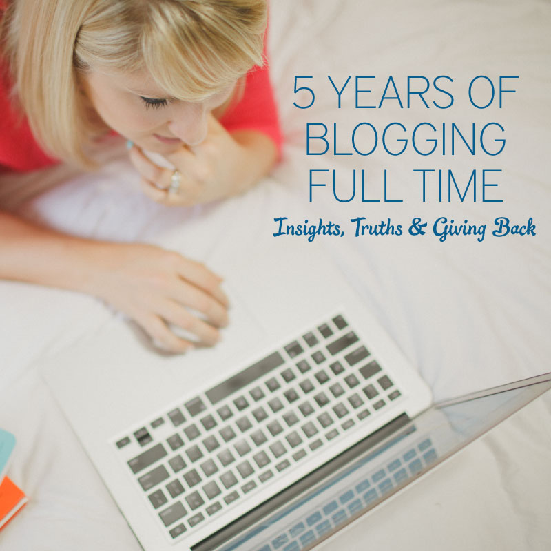 5yearsbloggingfulltime